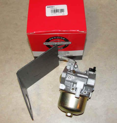 Briggs Stratton Carburetor Part No. 695501