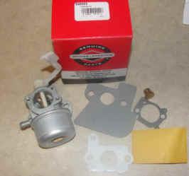 Briggs Stratton Carburetor Part No. 698055