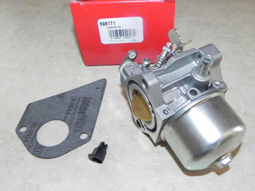 Briggs Stratton Carburetor Part No. 698171