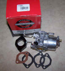Briggs Stratton Carburetor Part No. 715668