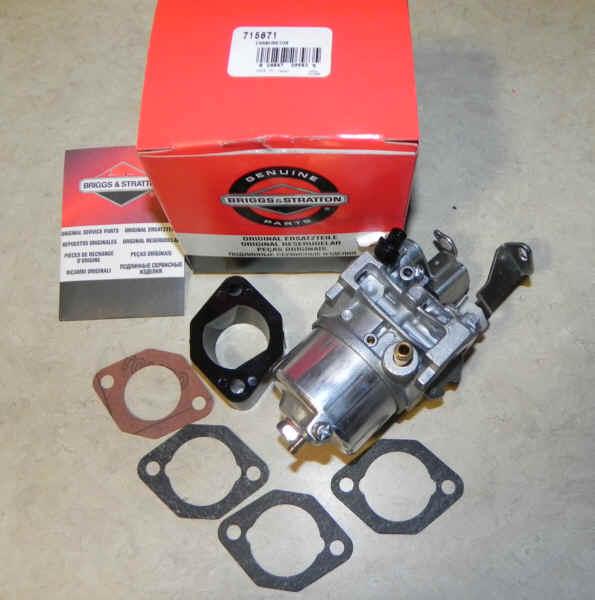 Briggs Stratton Carburetor Part No. 715671