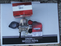 Briggs Stratton Carburetor Part No. 715783