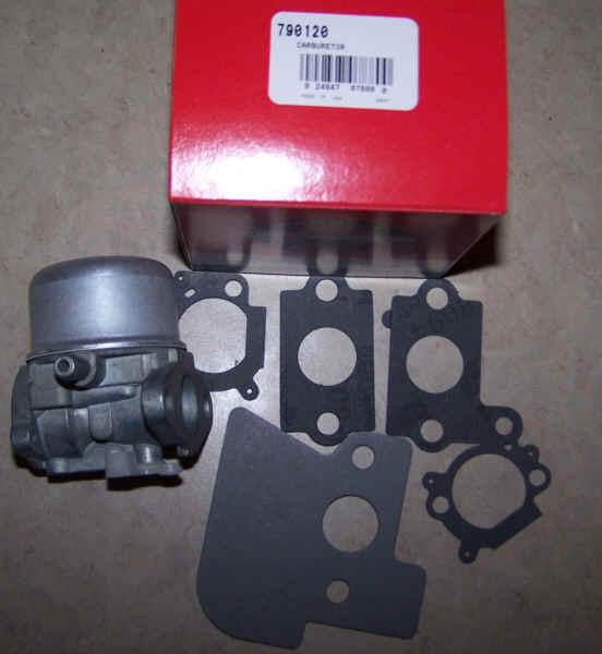 Briggs Stratton Carburetor Part No. 790120