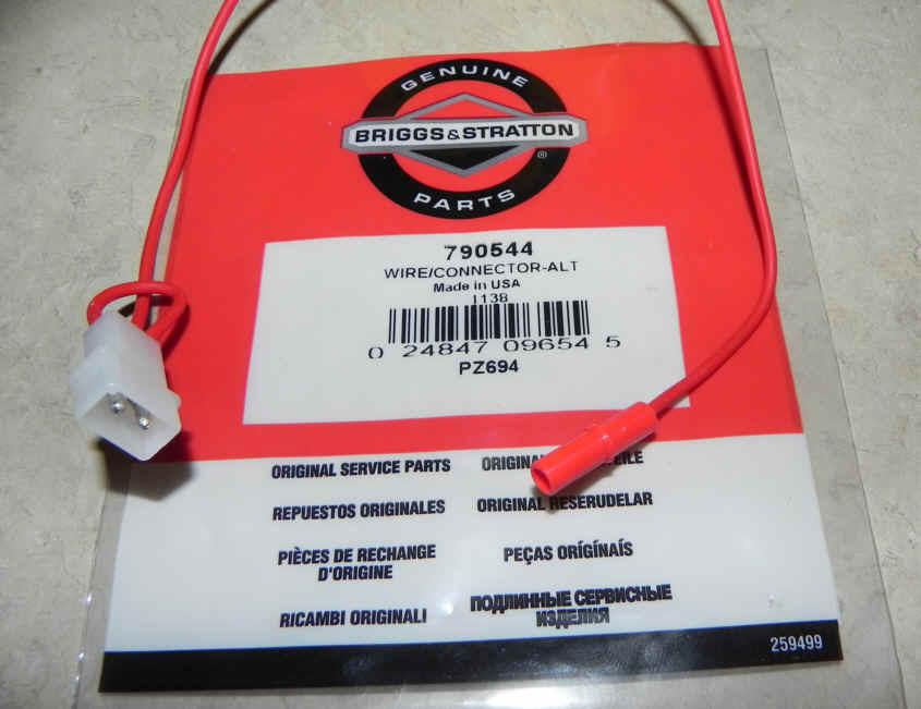 Briggs Wiring Harness 790544