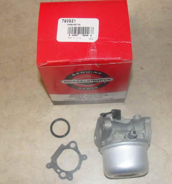 Briggs Stratton Carburetor Part No. 799872