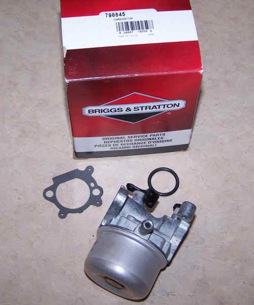 Briggs Stratton Carburetor Part No. 790845