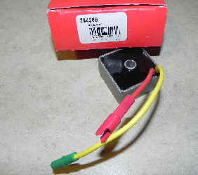 Briggs & Stratton Regulator Part No. 794360