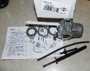 Briggs Stratton Carburetor Part No. 796122