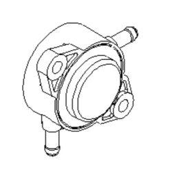 Briggs Stratton Fuel Pump Part No. 807429