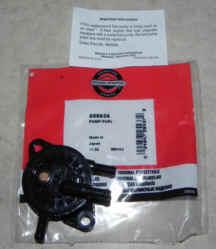 Briggs Stratton Fuel Pump Part No. 597338