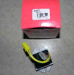 Briggs and Stratton Regulator Part No 808877
