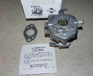 Briggs Stratton Carburetor Part No. 809010
