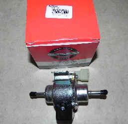Briggs Stratton Fuel Pump Part No. 825232