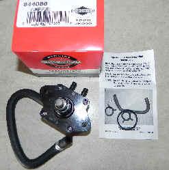 Briggs Stratton Fuel Pump Part No. 844086