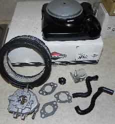 Briggs Stratton Carburetor Part No. 845772 fka 808979
