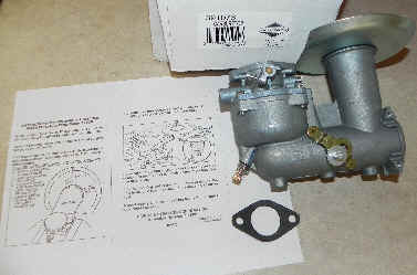 Briggs Stratton Carburetor Part No. 391073