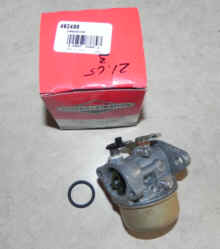 Briggs Stratton Carburetor Part No. 492498