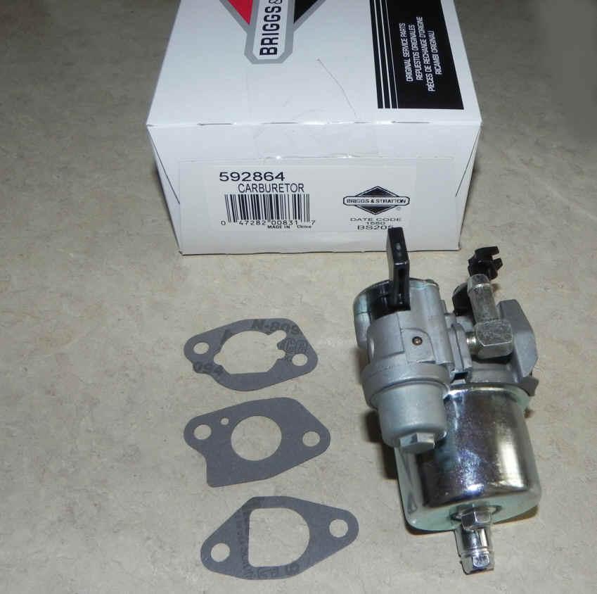 Briggs Stratton Carburetor Part No. 596079