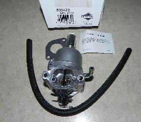 Briggs Stratton Carburetor Part No. 593433 fka 794294