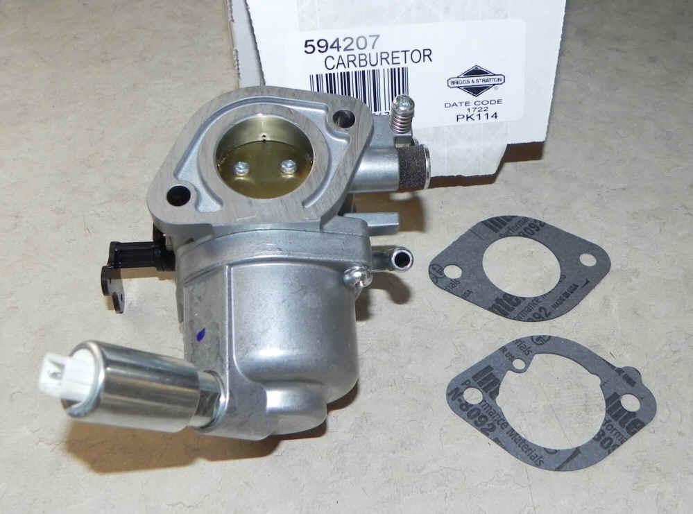 Briggs Stratton Carburetor Part No  594207