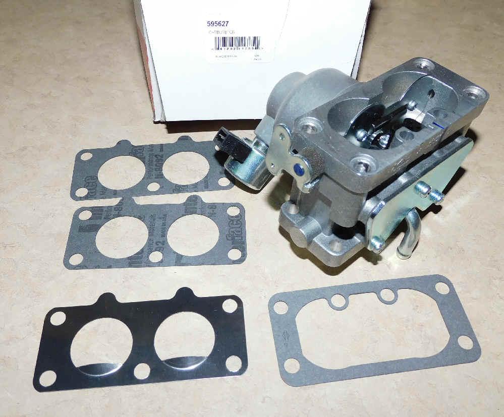 Briggs Stratton Carburetor Part No. 595627