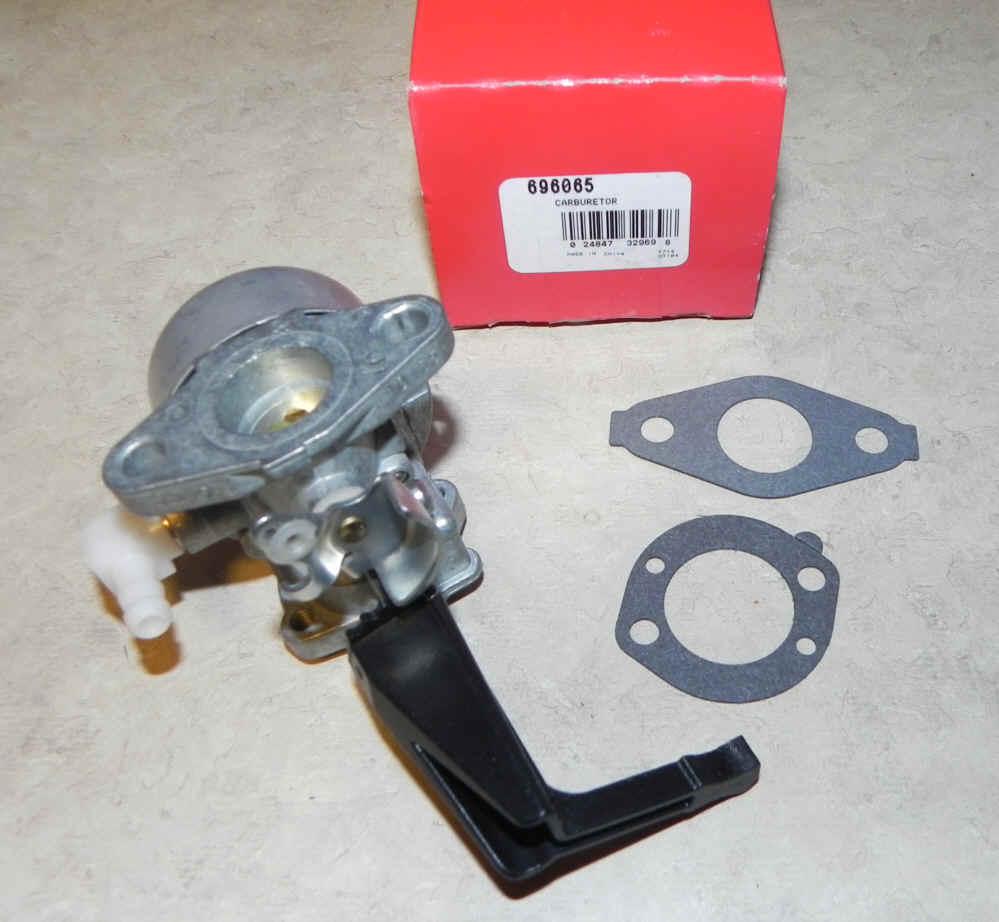 Briggs Stratton Carburetor Part No. 696065
