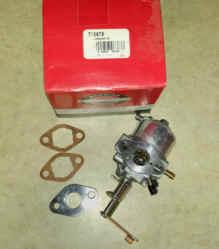 Briggs Stratton Carburetor Part No. 715978
