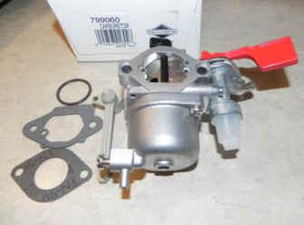 Briggs Stratton Carburetor Part No. 799060
