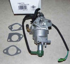 Briggs Stratton Carburetor Part No. 799773
