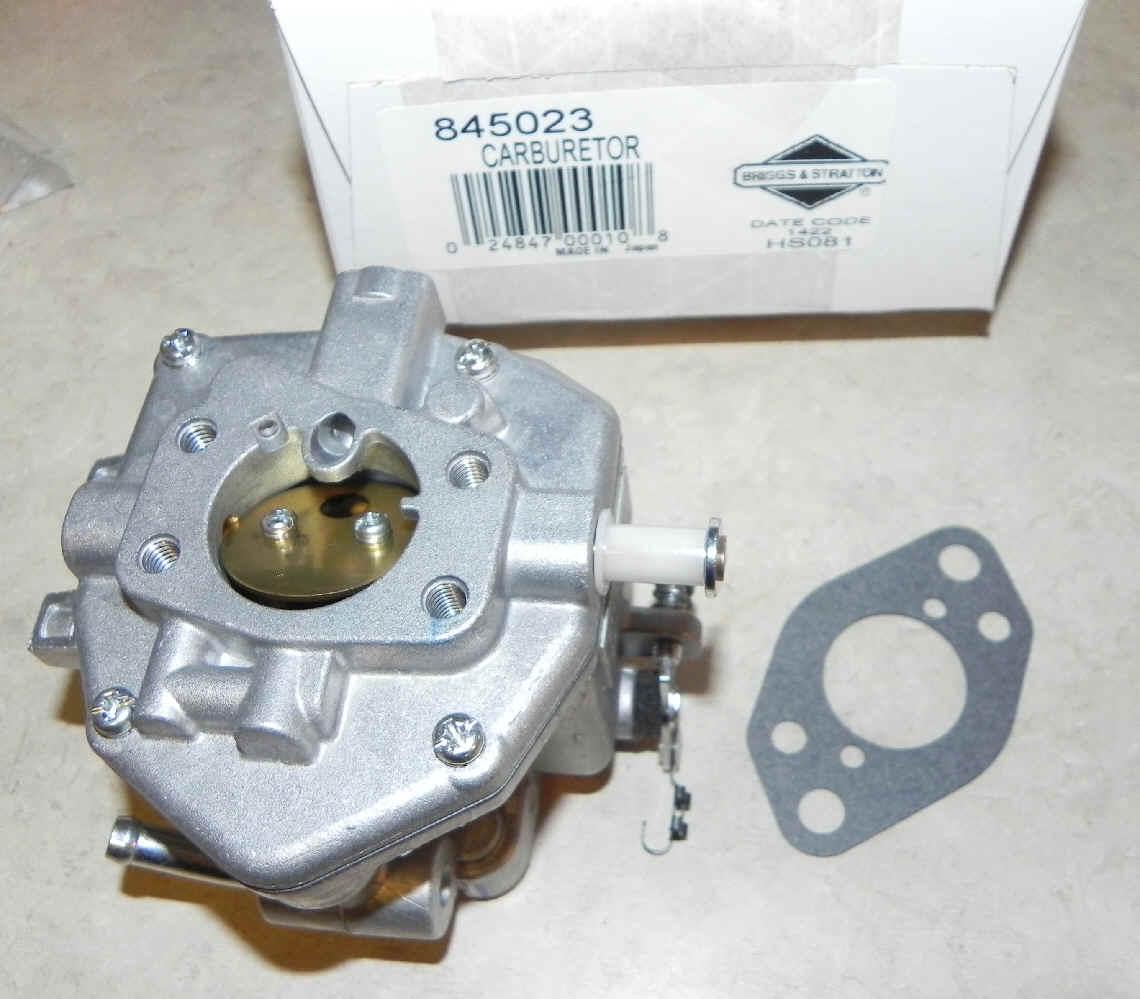 Briggs Stratton Carburetor Part No. 845023