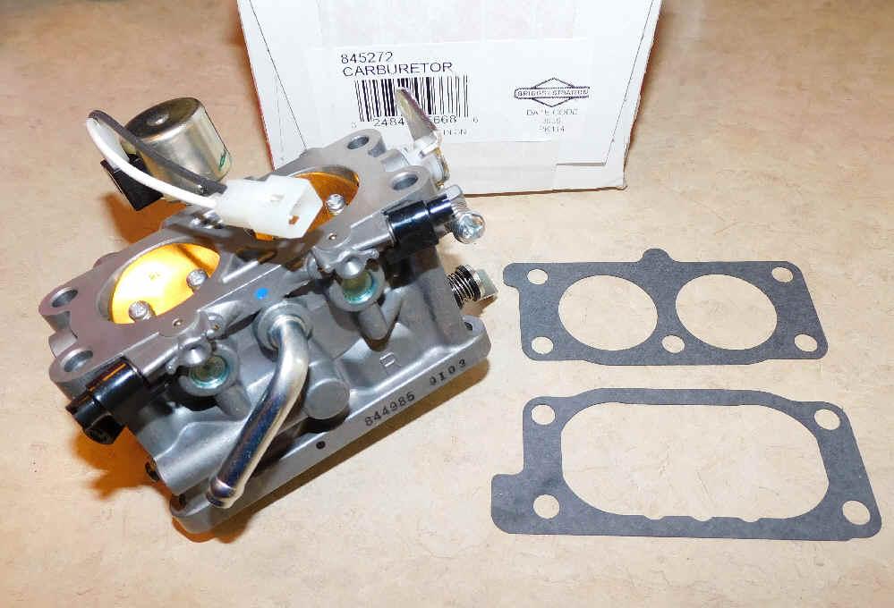 Briggs Stratton Carburetor Part No. 845272