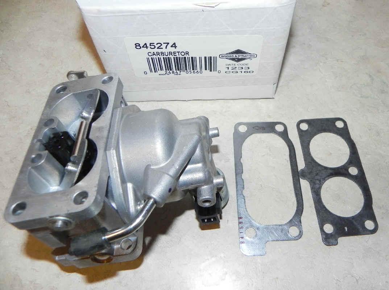 Briggs Stratton Carburetor Part No. 845274