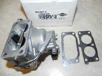 Briggs Stratton Carburetor Part No. 845274