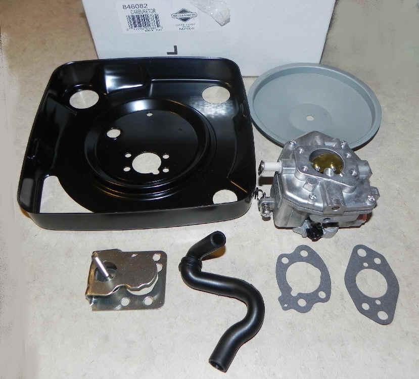 Briggs Stratton Carburetor Part No. 846082