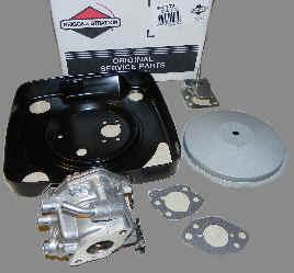 Briggs Stratton Carburetor Part No. 846109