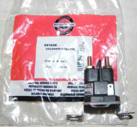 Briggs and Stratton Starter Solenoid 691656
