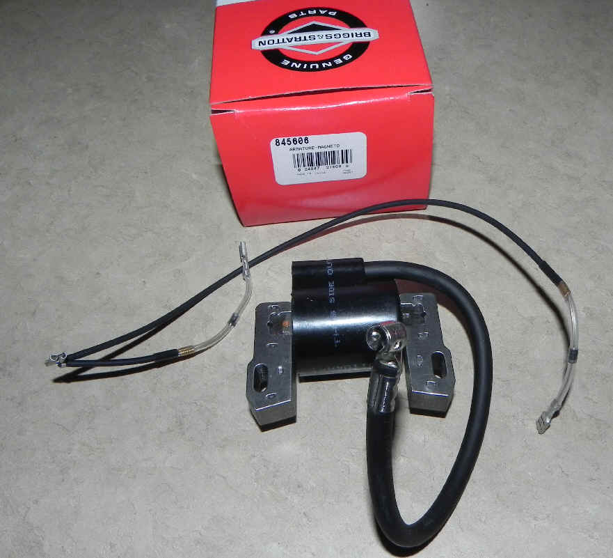 Briggs & Stratton Ignition Coil Part No. 845606