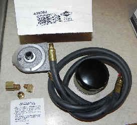 Briggs & Stratton Remote Oil Filter Kit Part No 492062