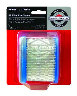 Briggs & Stratton Air Filters Part No. 5059K