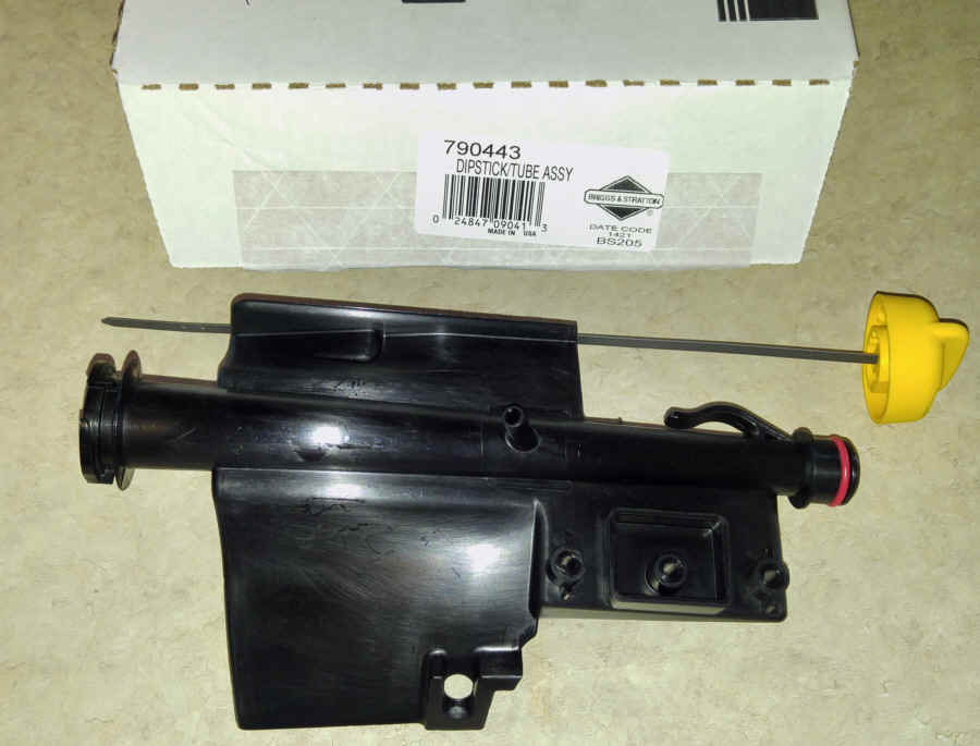 Briggs & Stratton Dipstick Part No 790443