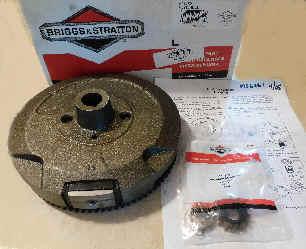 Briggs Stratton Flywheel Part No. 591760