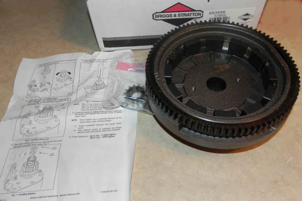 Briggs Stratton Flywheel Part No. 693556