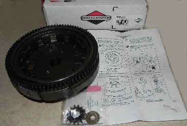 Briggs Stratton Flywheel Part No. 693557