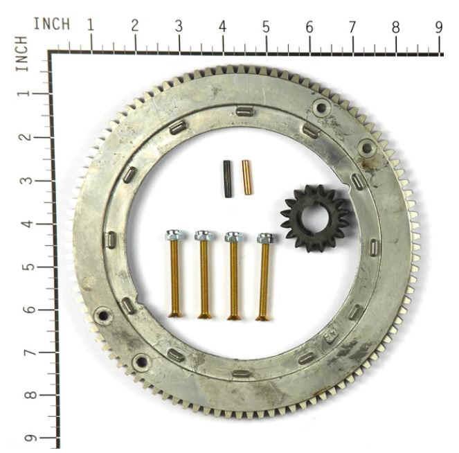 Briggs Stratton Ring Gear Part No. 696537