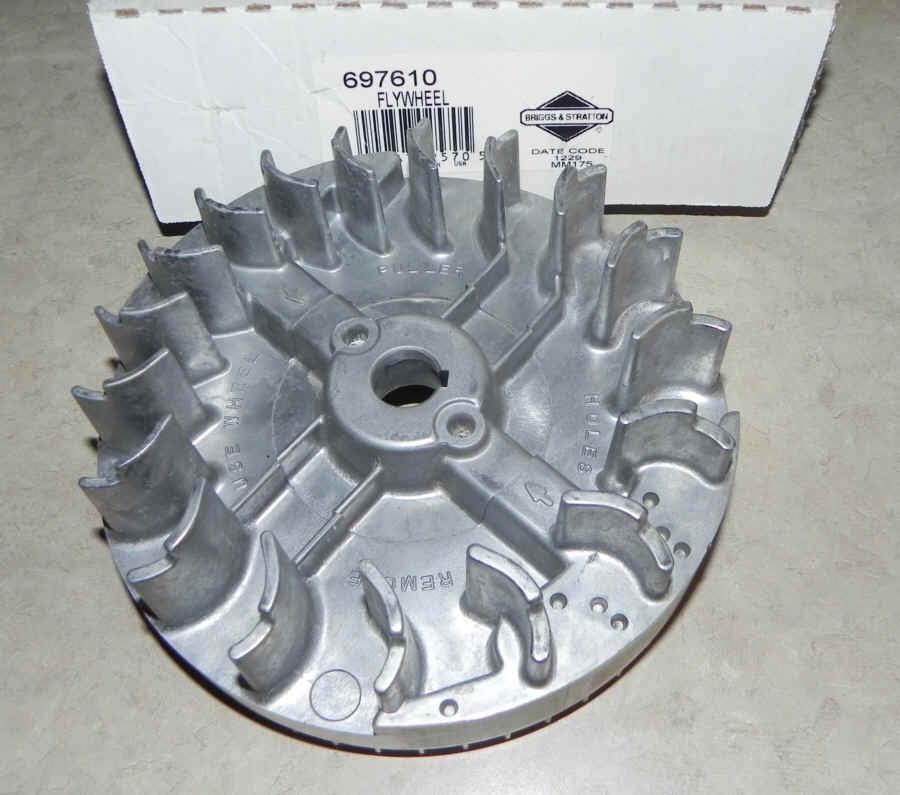 Briggs Stratton Flywheel Part No. 697610