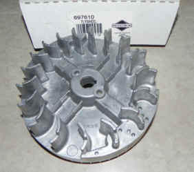 Briggs Stratton Flywheel Part No. 697610