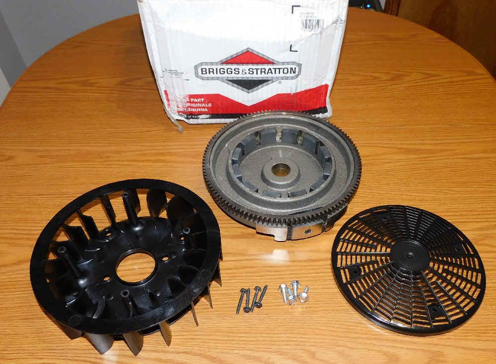 Briggs Stratton Flywheel Part No. 84004658