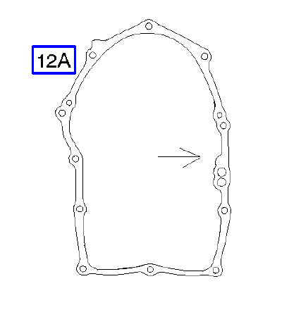 Briggs Crankcase Gasket Part Number 844107
