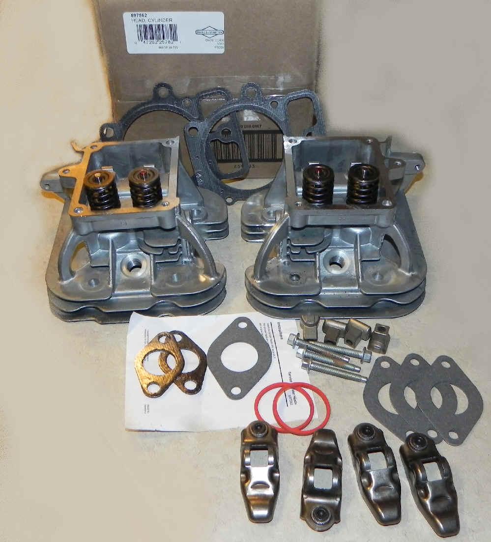 Briggs Stratton Cylinder Head Part No. 84003960 fka 796471