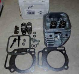 Briggs Stratton Cylinder Head Part No. 809201